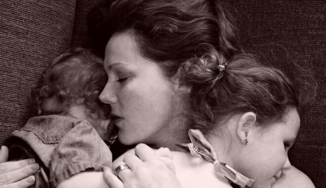 Мама семерых детей делится опытом, как справляться с миллионом дел одновременно