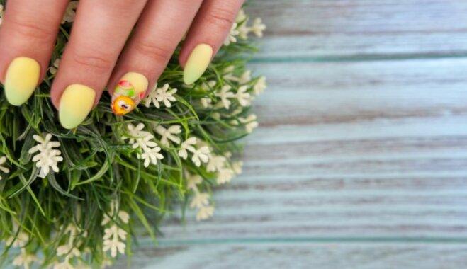 ФОТО. Пасхальные мотивы в маникюре: 30 вариантов, которые легко повторить