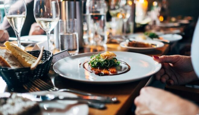 C 8 по 14 октября гурманов приглашают на Осеннюю Неделю ресторанов Риги
