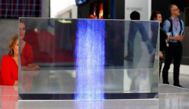 От прозрачного ТВ до холодильника-официанта: Топ-9 новинок выставки IFA 2017 (ФОТО, ВИДЕО)