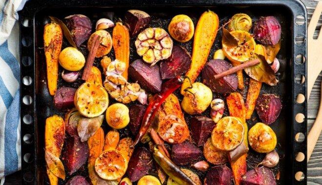 Piecas nepiedodamas kļūdas, kas var sabojāt krāsnī ceptus dārzeņus