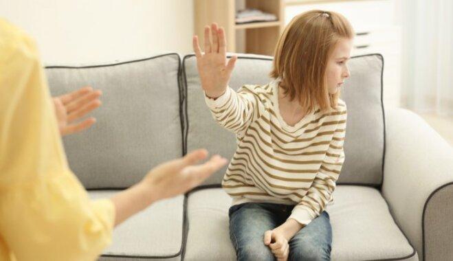 Stulbi padomi, kritika un žēlošanās – pamācības, kā sadusmot pusaudzi