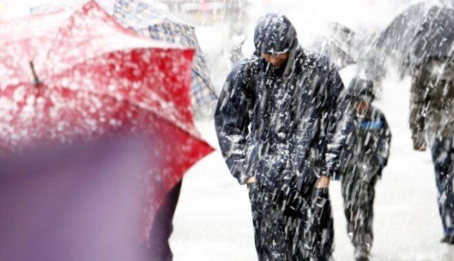 Соль на улицах города: действительно ли реагенты портят обувь и автомобили