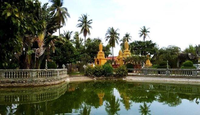 Ceļotāju piedzīvojumi: Kambodžas templis un Indijas svētās upes apmeklējums