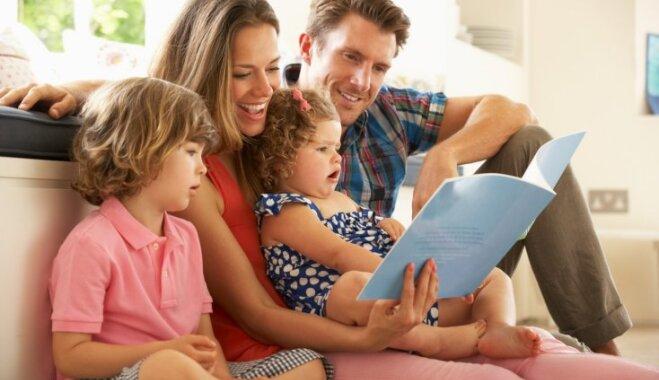Jauna tradīcija 10. decembrī – ģimenes svētdiena 'Maziem mirkļiem ir liela nozīme'