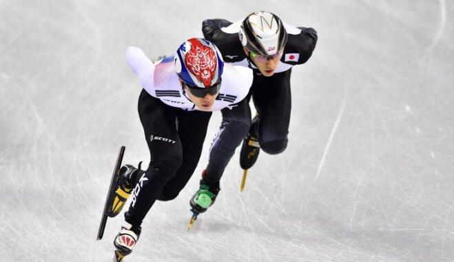 Сдан первый положительный допинг-тест на Играх в Пхенчхане