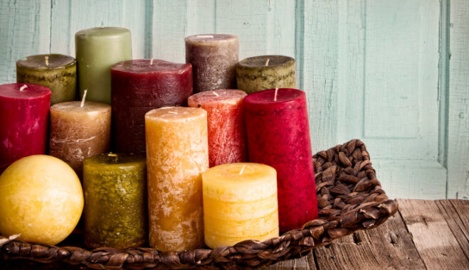 Kāpēc sveces degšanas un smaržas kvalitāte ir tik dažāda un kas to ietekmē?