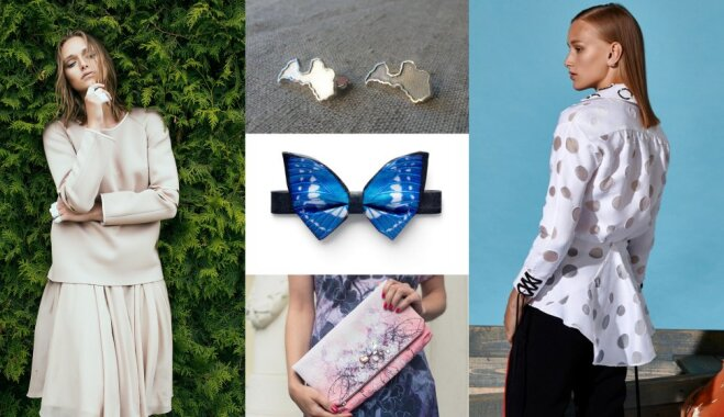 Pašmāju dizaineru pērles – darinājumi, ko vilkt Baltā galdauta svētkos