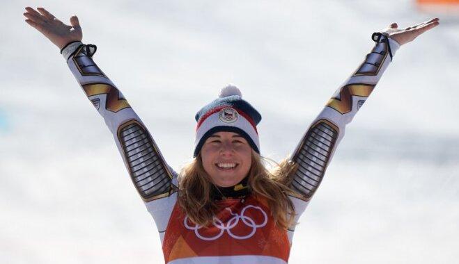 Чемпионка мира по сноуборду сенсационно выиграла золото Олимпиады в супергиганте