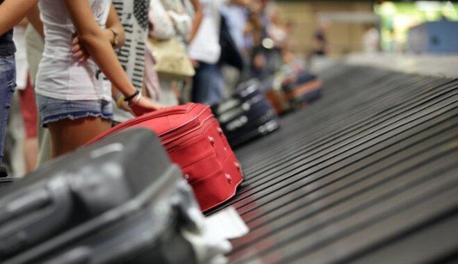 Nozudusi un nepilnā sastāvā atdota bagāža lidostā: kā rīkoties šādās situācijās
