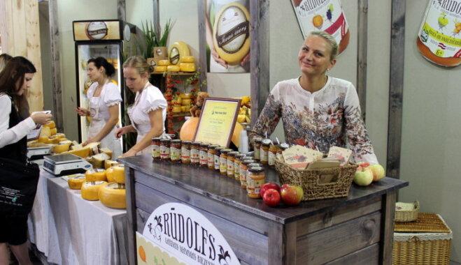 'Riga Food 2014' – no lietišķiem kontaktiem līdz gastronomiskam baudījumam