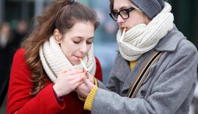 Kas notiek ar organismu trīs mēnešus pēc smēķēšanas atmešanas