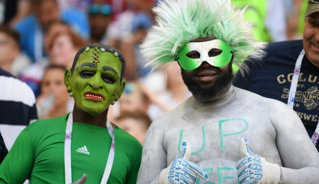 Как нигерийцев обманом завлекли на футбольный чемпионат мира в Россию