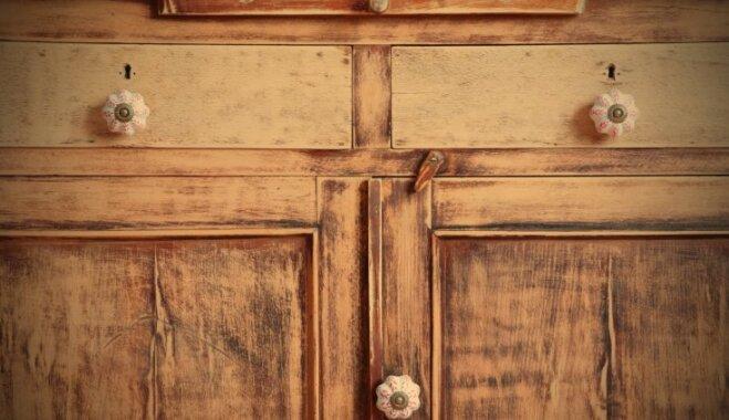 Oriģinālu pērļu medībās: vietas Latvijā, kur meklēt antīkas mēbeles interjeram