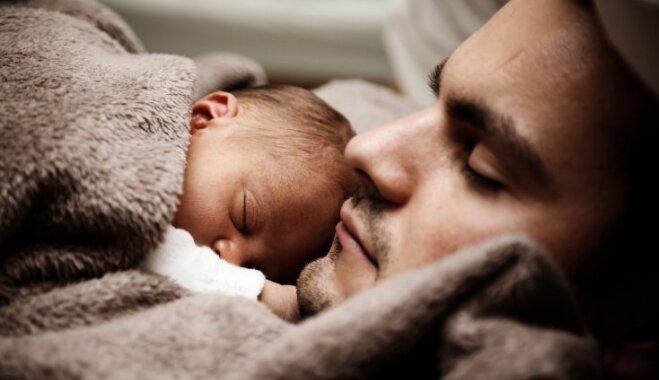 Mirkļi kopā ar tēti – kāpēc tie bērnam ir tik svarīgi