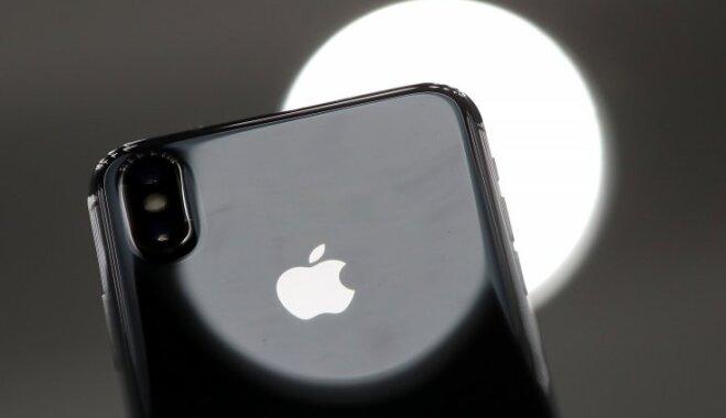 Ремонт экрана Apple iPhone X обойдется в одну латвийскую минимальную зарплату