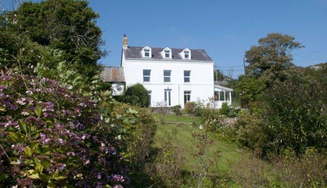 Māja ar titulu: viduslaiku muiža Hortonā, ko iegādājoties kļūsti par lordu vai lēdiju
