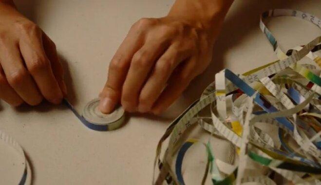 Video: Kā no veciem žurnāliem uztaisīt stilīgus traukus