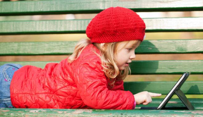 Tests: Vai tavam bērnam ir 'elektroniskā ekrāna sindroms'?