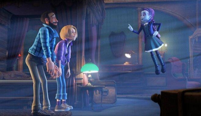 Noslēdzies konkurss par animācijas filmu visai ģimenei 'Mazais vampīrs'