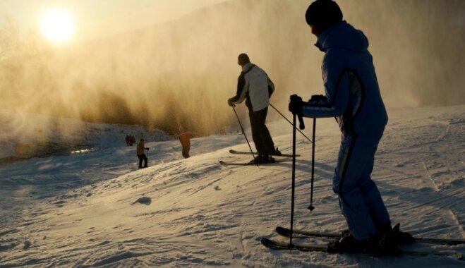 Tuvākajās dienās Latvijā sezonu atklās vairāki ziemas atpūtas kompleksi