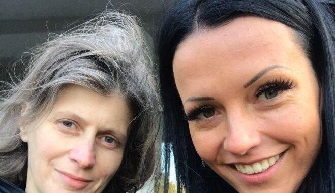Несмотря на близость смерти. Как рижанка Рамона решила поддерживать неизлечимо больных людей