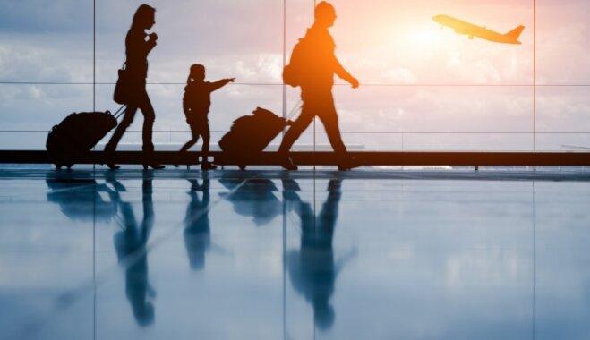 Nenozvanīja modinātājs un aizgulējos pie vārtiem: iemesli, kāpēc cilvēki nokavējuši reisus
