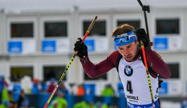 МОК вслед за Аном не пустил на Олимпиаду ведущего российского биатлониста и лыжника