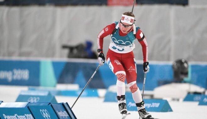 Bendika olimpiskajā debijā Phjončahnas spēļu sprintā izcīna 39. vietu