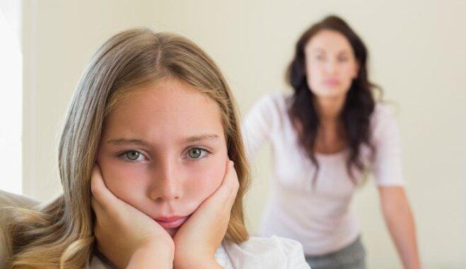 Deviņi noteikumi, kas neļaus pazaudēt autoritāti bērna acīs