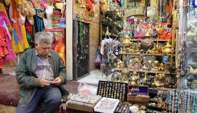 ФОТО. Прогулки по рынкам мира: Иран