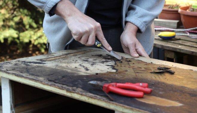 Atjaunot, ne sabojāt – svarīgākais par mēbeļu restaurēšanu