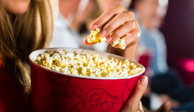 Popkorns – veselīga uzkoda, ja pareizi pagatavo
