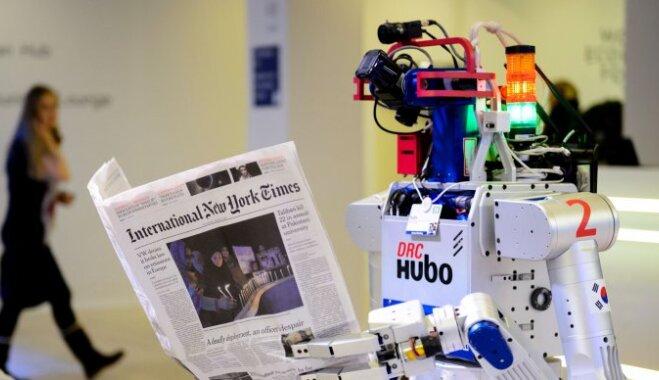 Искусственный интеллект в Латвии. Позволим ли роботам лечить, любить, убить?