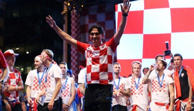 """""""Не заходите к нам в раздевалку!"""" Тренер сборной Хорватии обратился к политикам"""