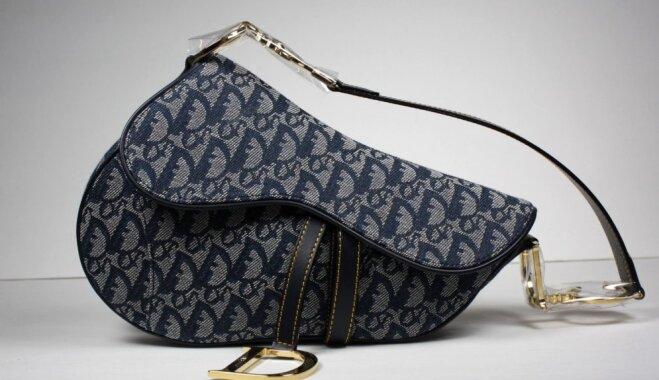 4fc616422f52 Сумка-седло от Dior  один из любимых аксессуаров Кэрри Брэдшоу снова в моде