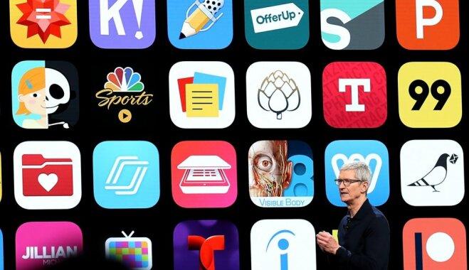 Apple представила обновленные версии iOS и macOS