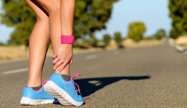 Ногу свело: что делать, если у вас мышечные судороги?