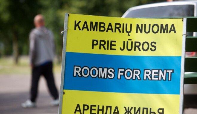 Литва хочет обязать сдающих жилье палангских бабушек готовить завтраки