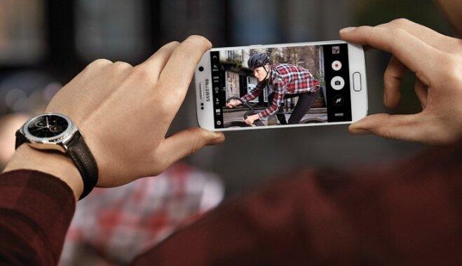 Обзор Samsung Galaxy S7. Смартфон, с которым фарш возможно провернуть назад