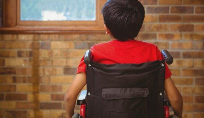 Bērniem ar neatgriezeniskiem funkcionēšanas ierobežojumiem noteiks invaliditāti bez atkārtotas ekspertīzes