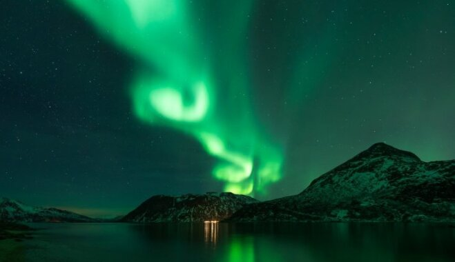 Ziemeļblāzmas meklējumos: ceļojums uz skatiem bagāto Norvēģiju