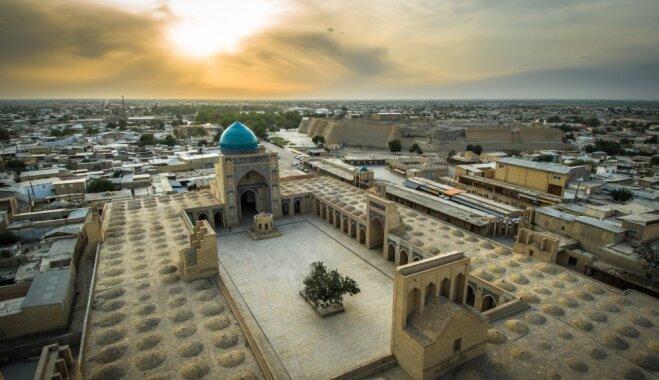 Ar 1. februāri Latvijas pilsoņi Uzbekistānā var ieceļot bez vīzas