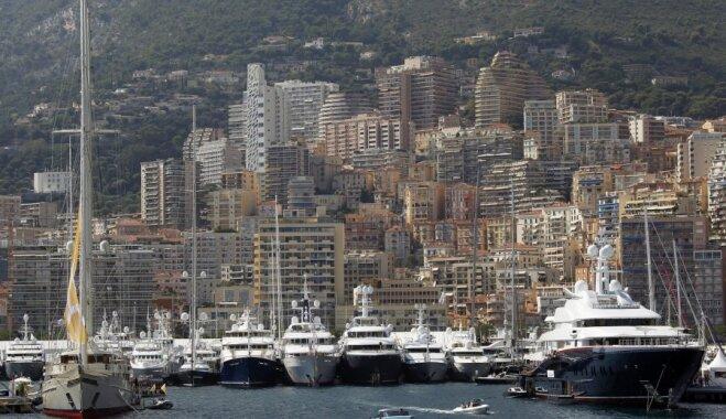 Ceļojums uz Monako