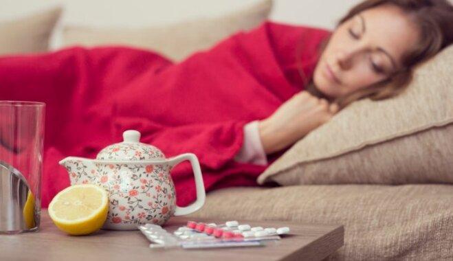 Pneimonoloģe: tik mainīgos laikapstākļos vājinās organisma aizsargspējas; īpaši uzmanīgiem jābūt hronisku plaušu slimību pacientiem