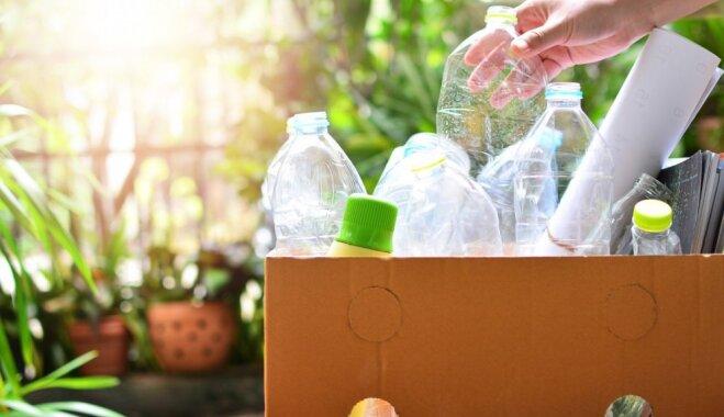 Ietaupīt naudu un nenoslīkt atkritumu jūrā – atkritumu šķirošanas padomu vācelīte
