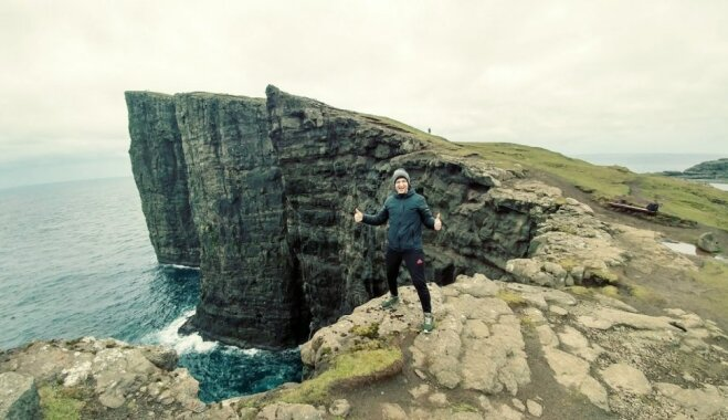 Sastapšanās ar dabas skaistumu un spēku: Fēru salu piedzīvojums ar laimīgām beigām