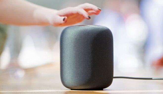 Владельцы «умной» колонки HomePod отApple пожаловались набелые следы намебели
