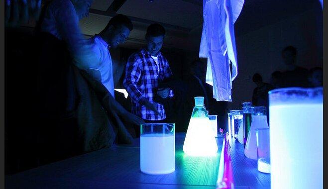 Vienpadsmit Latvijas pilsētās notiks Zinātnieku nakts pasākumi