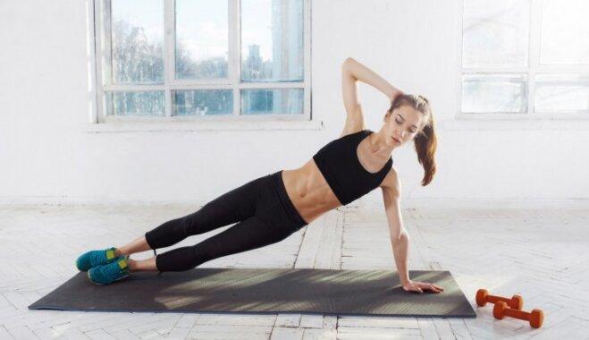 Комплекс из 12 интенсивных упражнений для упругого живота